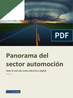 2019 CA&Asociados Panorama Sector Automocion