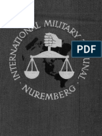Trial of the Major War Criminals before the International Military Tribunal - Vol 19