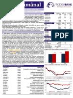 VB Saptamanal 14.05.2019 Banca Centrala a Majorat Prognoza de Inflatie
