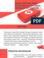 Ppt_perdarahan Ante Partum Dan Post Partum( Sem 4 )