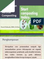 Pengelolaan Sampah Metode Composting (1)