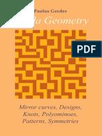 Lunda Geometry_ Mirror Curves, - Paulus Gerdes