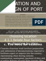 40 Factors in Choosing Location and Design