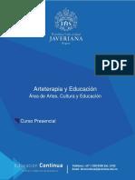 Arteterapia y Educacion_2019.