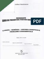Geografie. Ghid de pregatire pentru bac - Catalina Sandulache.pdf