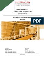 Company Profile c Analytics 2018 10 22
