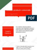 Structura productiv-comerciala