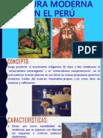 PINTURA contemporánea EN EL PERÚ.pptx