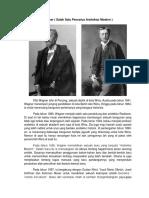 Biografi Otto Wagner