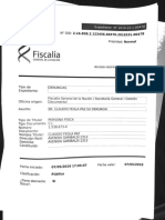 Demanda de Feola contra Pereyra