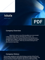 Iskala BCS 4 Company Profile