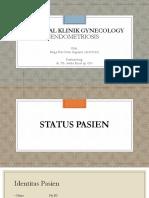 Tutorial Gynecologi RSB_Endometriosis