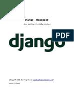 Django Notes