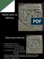 Relief votiv cu Mithras.pptx