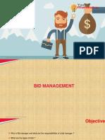 Bid Management_Bavani Bandaru.pptx