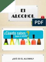 Exposicion Del Alcohol