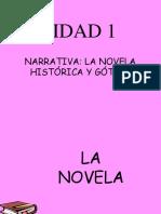1.Elementos de La Novela
