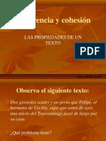 6.La Cohesion Textual