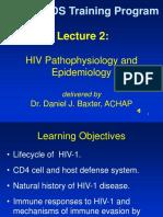 2 Pathophysiology Epidemiology