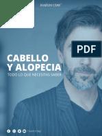 Libro Cabello y Alopecia H1D