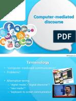 L4 Computer Mediated Discourse