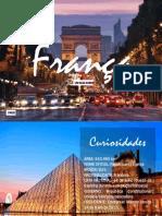 Um guia sobre a França.