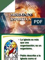 Mis Dones Espirituales