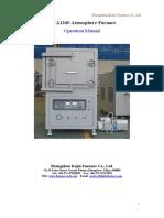 Manual KJ A1200