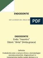 Curs 1 Introducere Endodontie
