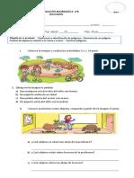 Evaluacion Matematica 2°  geometria..docx