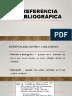 Referências bibliograficas 2019