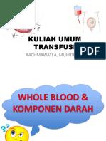 KULIAH UMUM TRANSFUSI.pptx