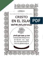 Deedat Amhed Cristo en el islam.pdf