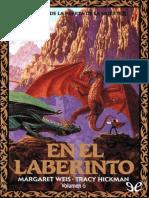 Weis, Margaret & Hickman, Tracy - [El Ciclo de La Puerta de La Muerte 06] en El Laberinto [2595] (r1.3)