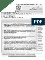 Instructivo Anual 2014-2015