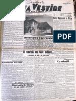 Buna Vestire anul I, nr. 105, 4 iulie 1937
