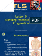 Breathing Ventilation and Oxygenation