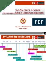 Capacitacion Elect-hidro Tacna