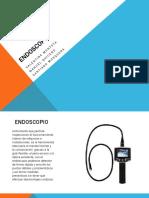 endoscopio diapositiva