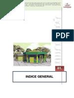 Separadores Indice General