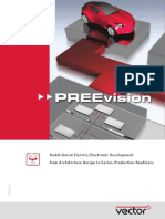 PREEvision. Model-based Electric_Electronic Development. From Architecture Design to Series-Production Readiness ENGLISH. Distr. Systems.