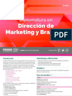Diplomatura en Direccion de Marketing y Branding 20-02-19