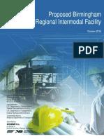 Environmental Assessment for Birmingham Regional Intermodal Facility
