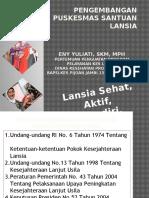 PUSKESMAS SANTUN LANSIA.pptx