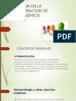 CLASE DE FARMACOLOGÍA