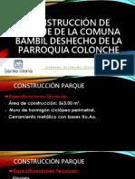 Expo Parque Bambil Deshecho - 2