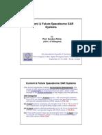 Petrie Croatia Current & Future Space Borne SAR Systems2