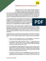 Programa pels barris de Gràcia 2019