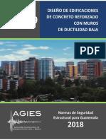 NSE 7.9 - 2018 - Edificaciones de Concreto Reforzado con Muros de Ductilidad Baja.pdf