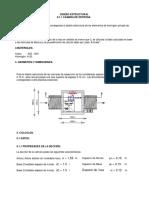 Mathcad - 6.1.1 Diseño Estructu